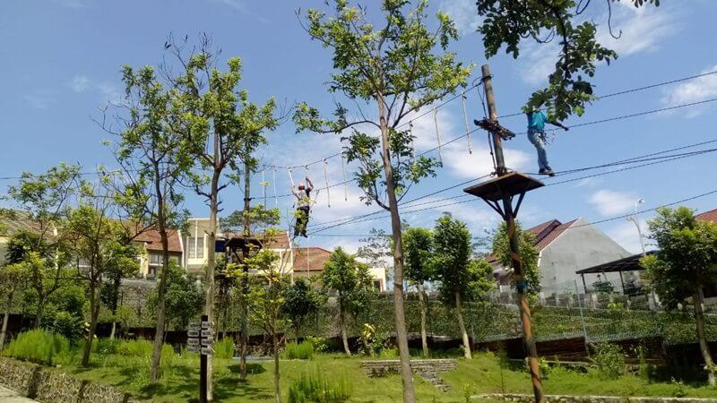 Kegiatan Outbound Di Kediri Waterpark