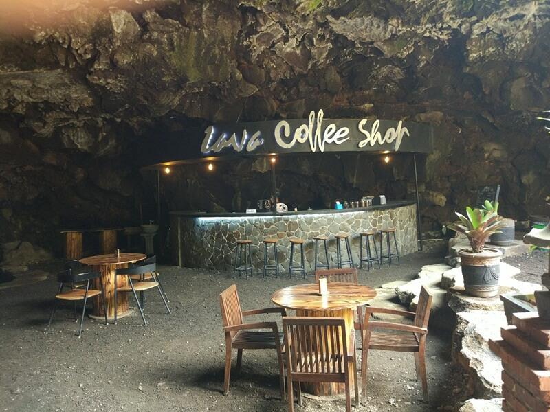 Lava Coffee Shop