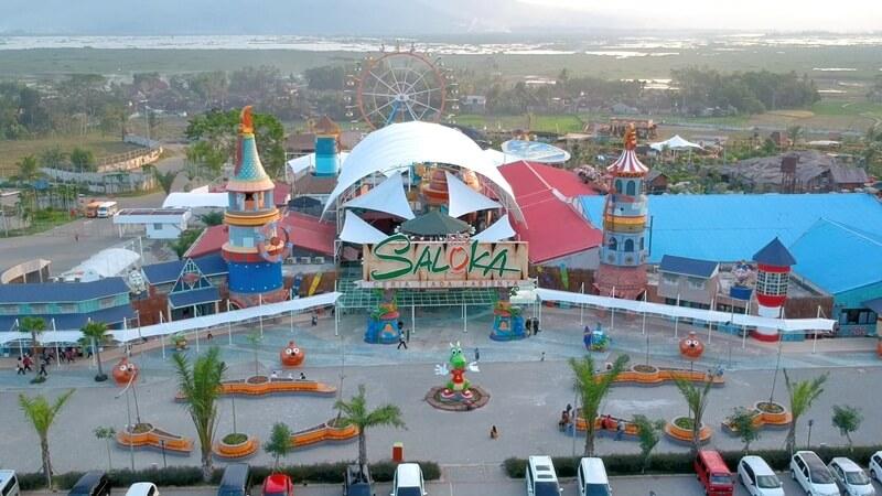 Saloka Park Semarang