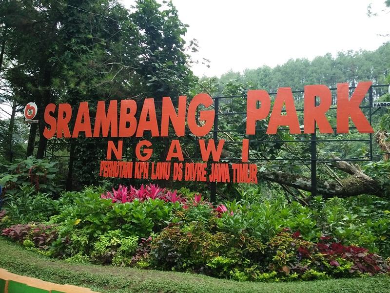 Trademark Srambang Park Ngawi