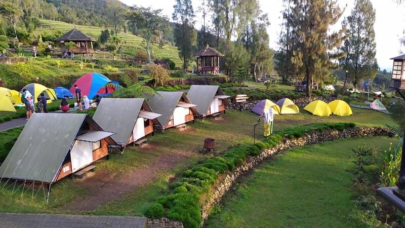 Area Camping Posong Temanggung