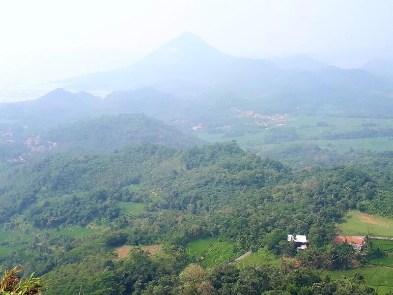 Bonus Keindahan Alam Di Gunung Parang