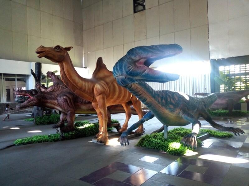 Dino Land Atlantis Surabaya