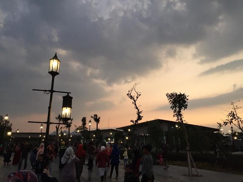 Lokasi Kiara Artha Park Dekat Pusat Kota