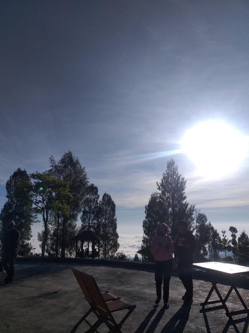 View Mentari Di Posong Temanggung