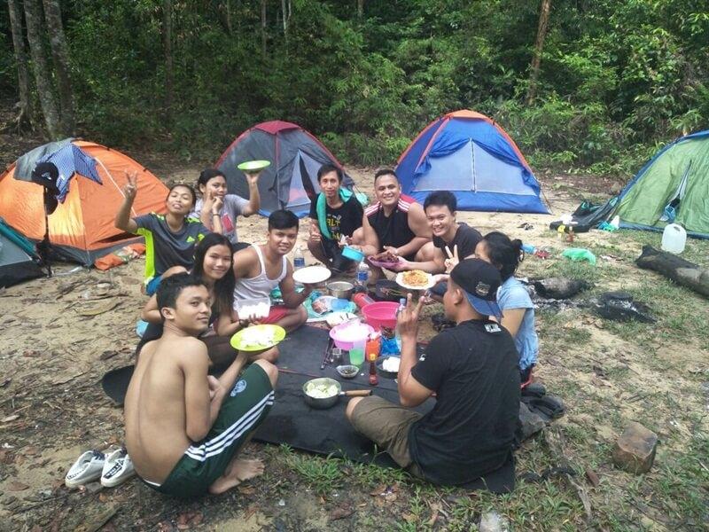 Camping Seru Bersama Kawan
