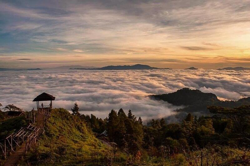 Panorama Alam Pango Pango Makale