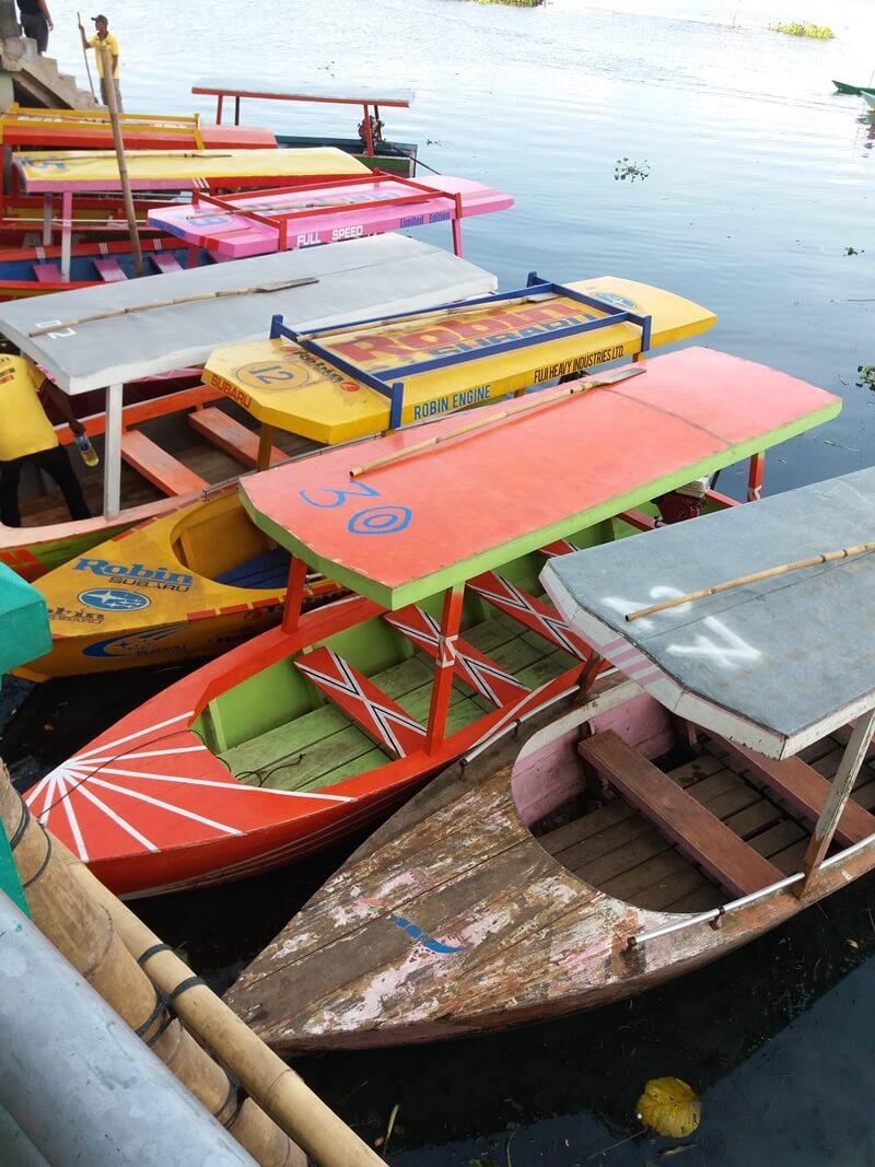 Wisata Perahu Bukit Cinta Ambarawa