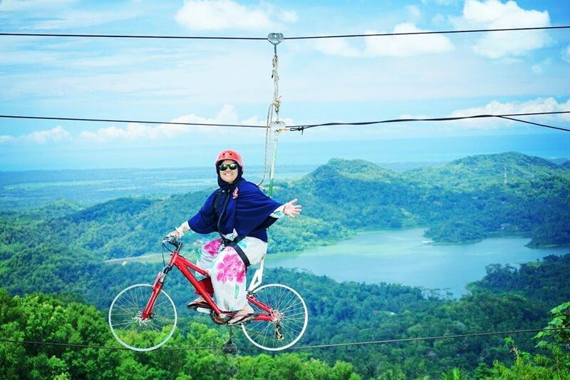 Destinasi Wisata Alam Di Pule Payung Yogyakarta