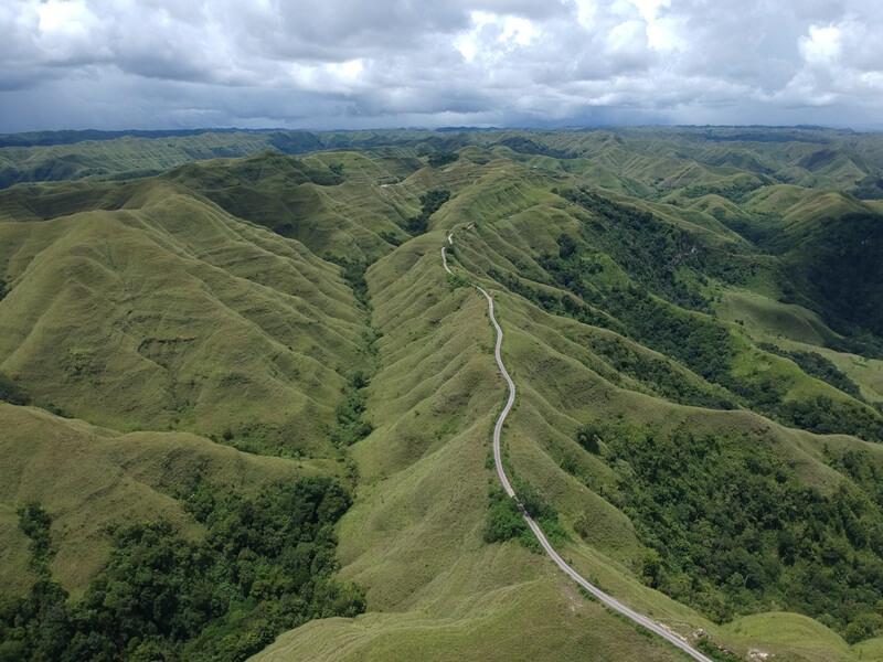 Landscape Bukit Tanarara