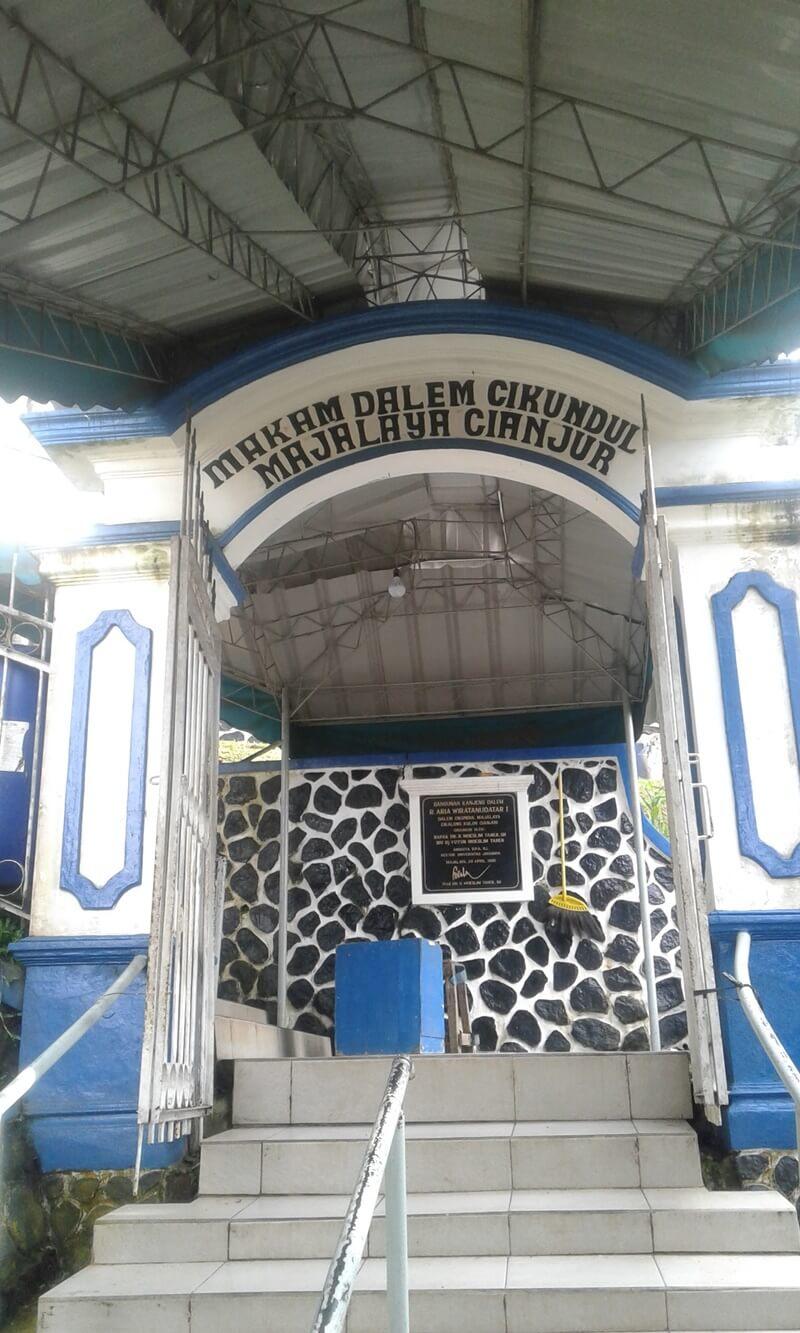 Makam Dalem Cikundul Cianjur