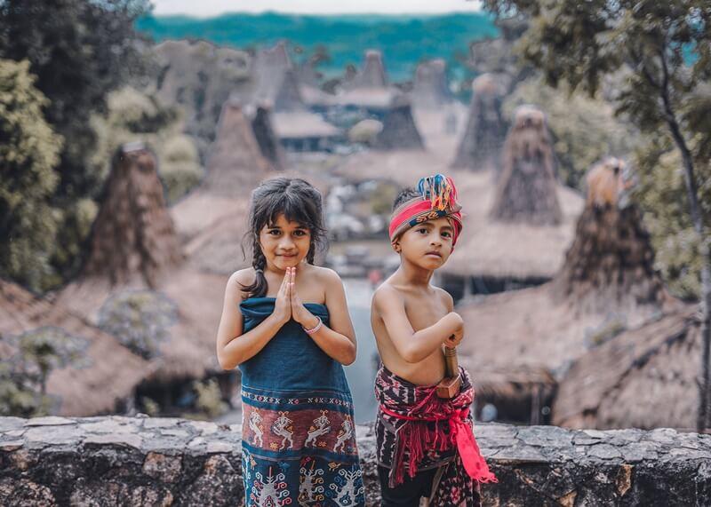 Pesona Wisata Edukasi Budaya Sumba