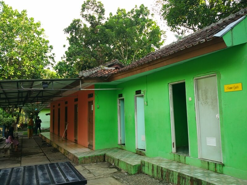 Salah Satu Fasilitas Di Cikundul Sukabumi