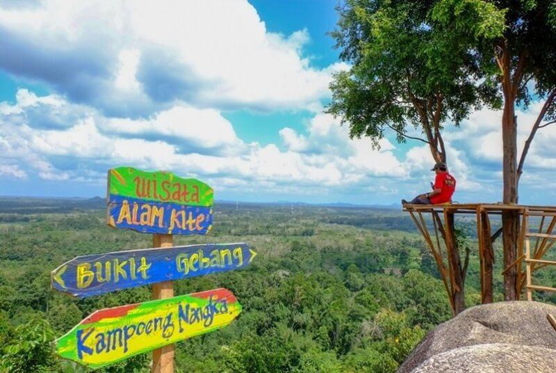 Wisata Alam Bukit Gebang Nangka