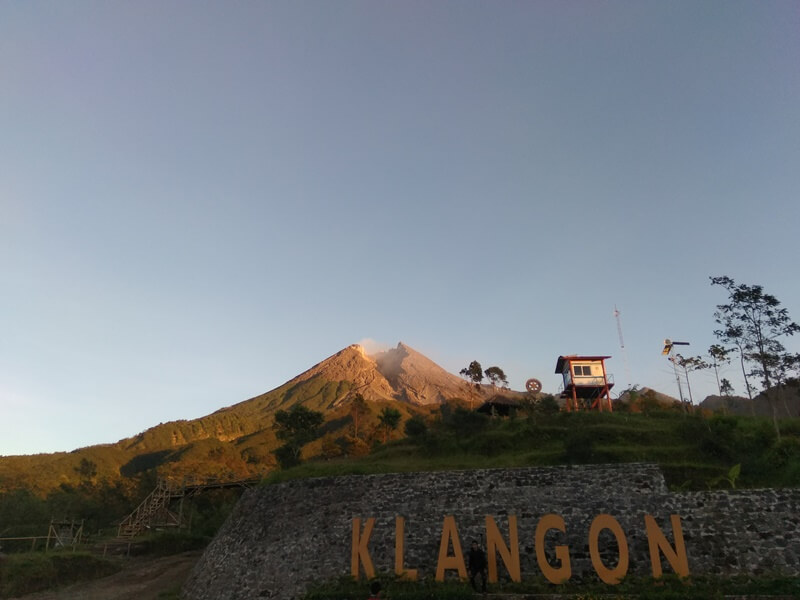 Bukit Klangon, Bukit Kecil Nan Indah