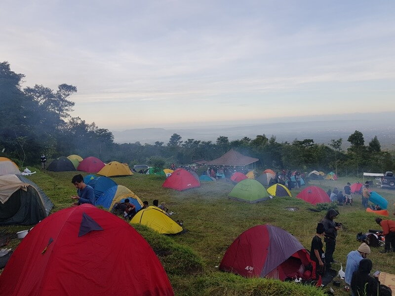 Camping Ground Bukit Klangon