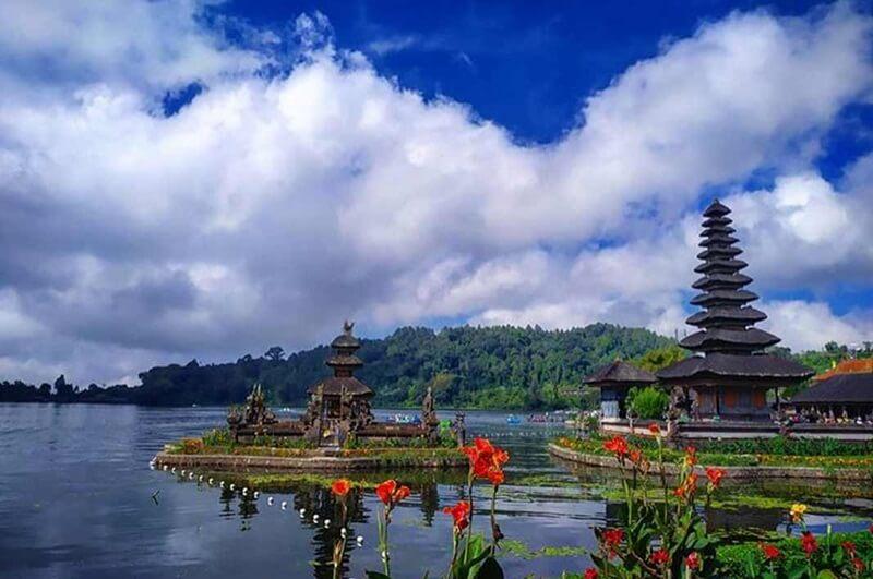 Danau Beratan Atau Danau Bratan Bali