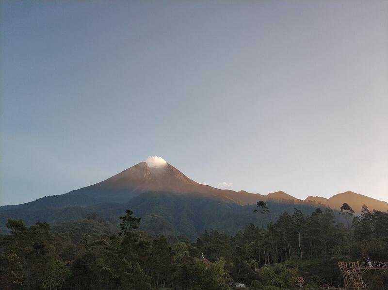 Gunung Merapi, Gunung Dekade Ini