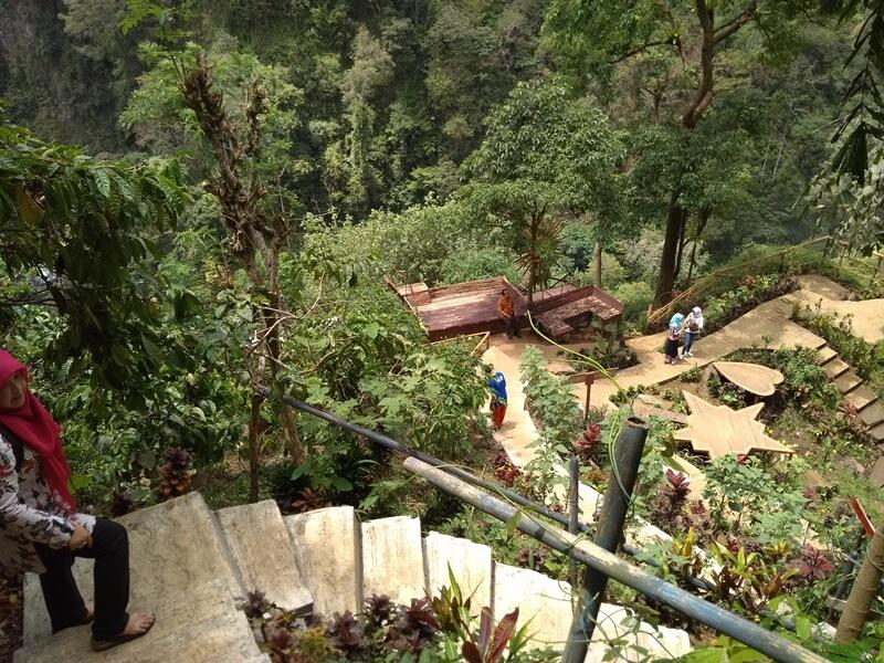 Jalur Trekking Coban Srengenge Malang