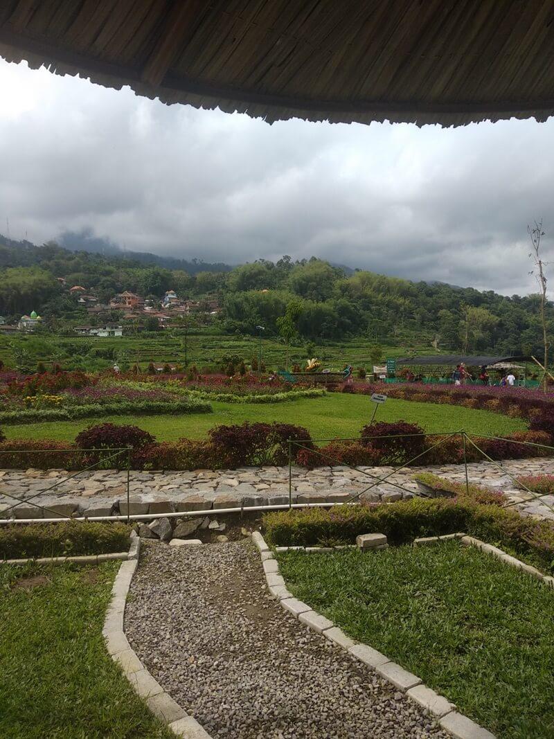 Kebun Refugia Magetan Jawa Timur