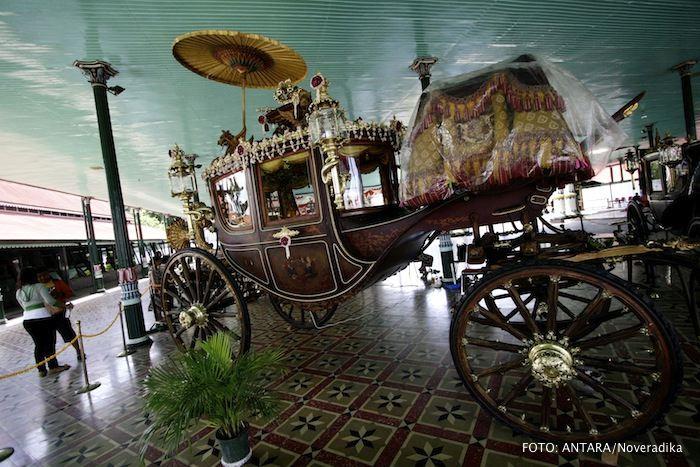 Museum Kereta Istana Jogja