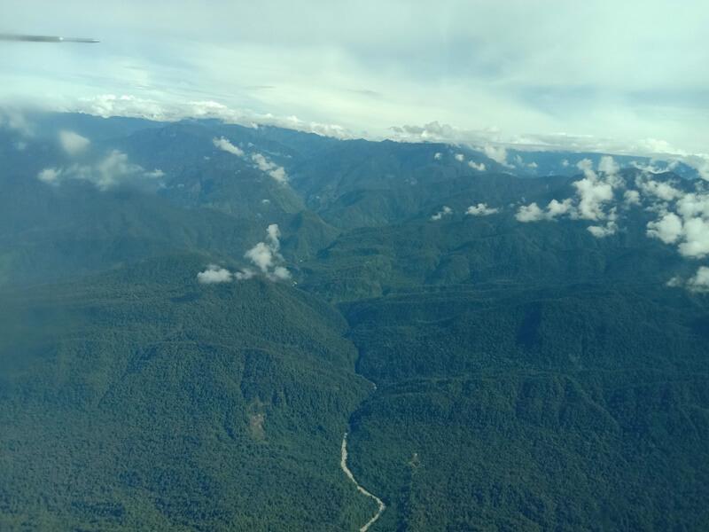 Taman Nasional Lorenz Situs Warisan Dunia Unesco