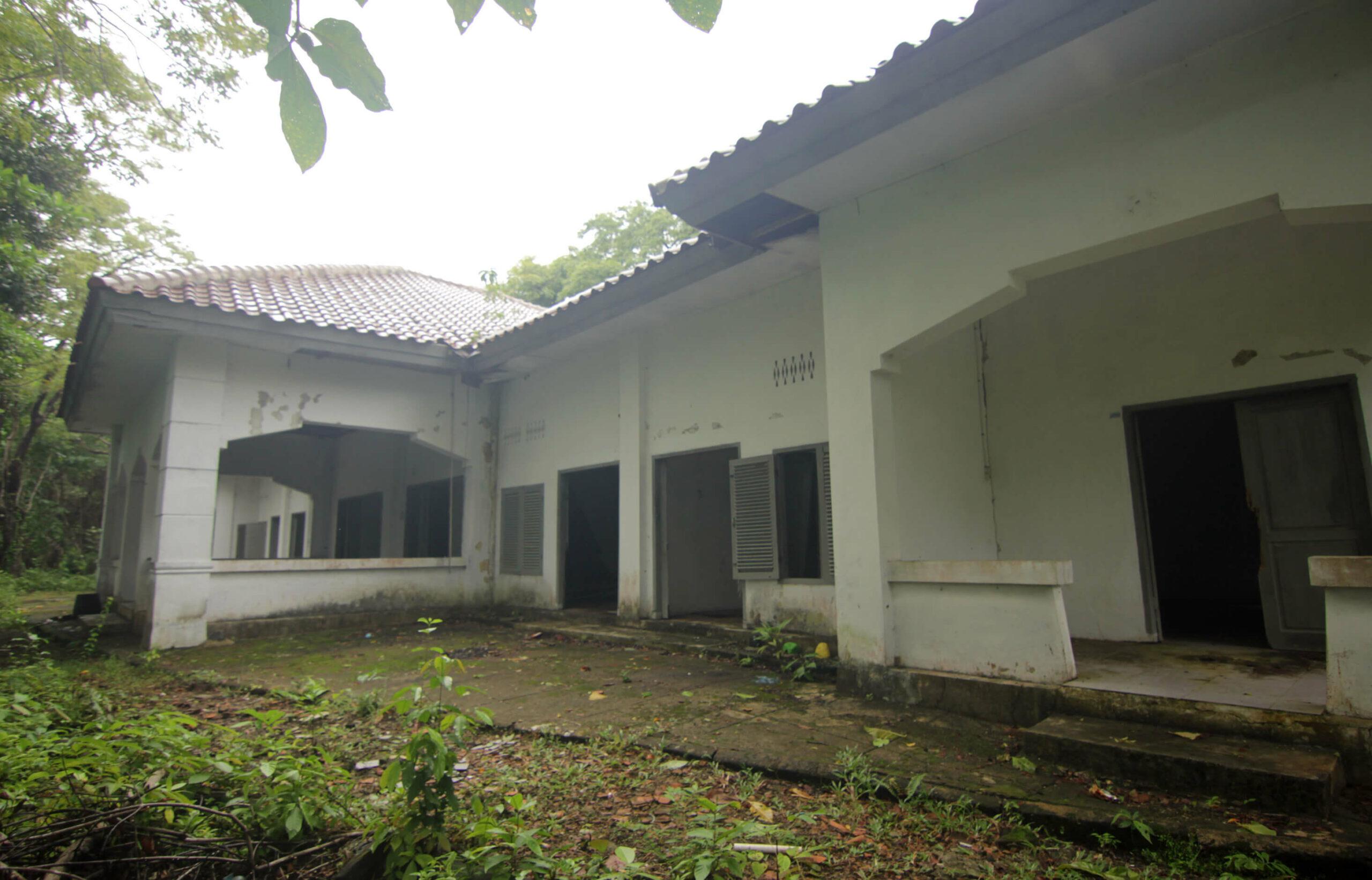 Gedung Karantina Haji Pertama Di Indonesia