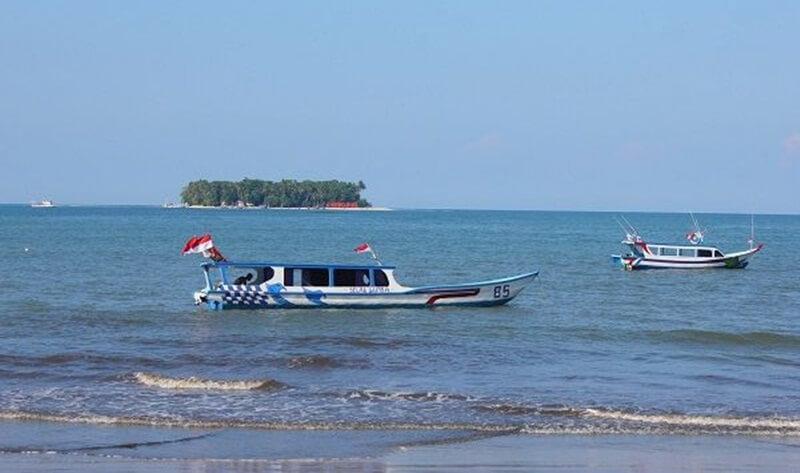 Angkutan Menuju Pulau Terdekat