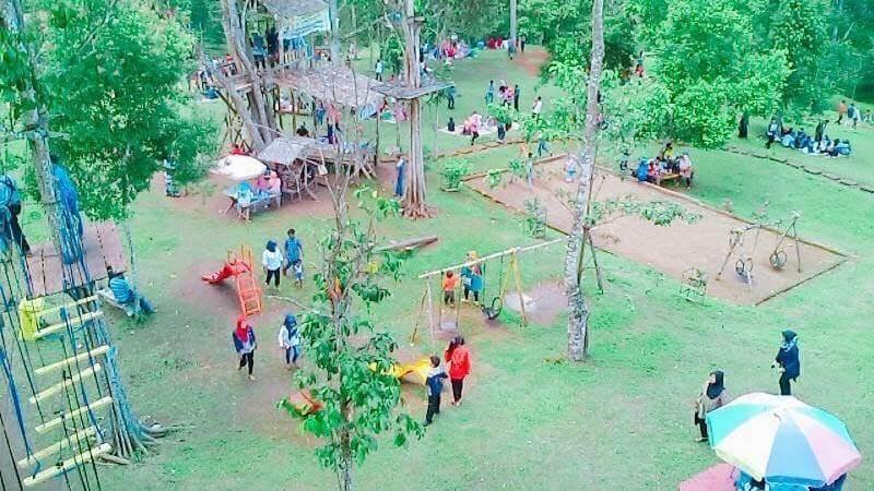 Area Rumah Pohon Laing Park