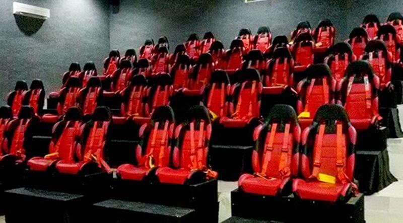 Bioskop 4D Labersa