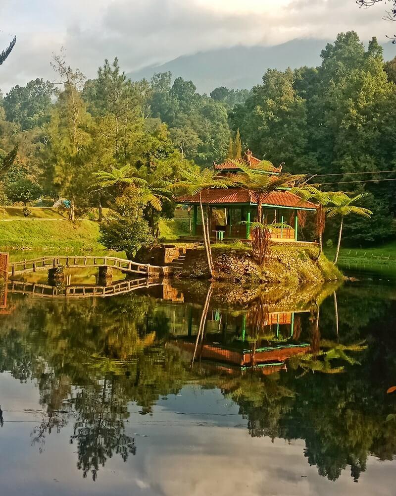Fasilitas Di Mandalawangi Camping Ground