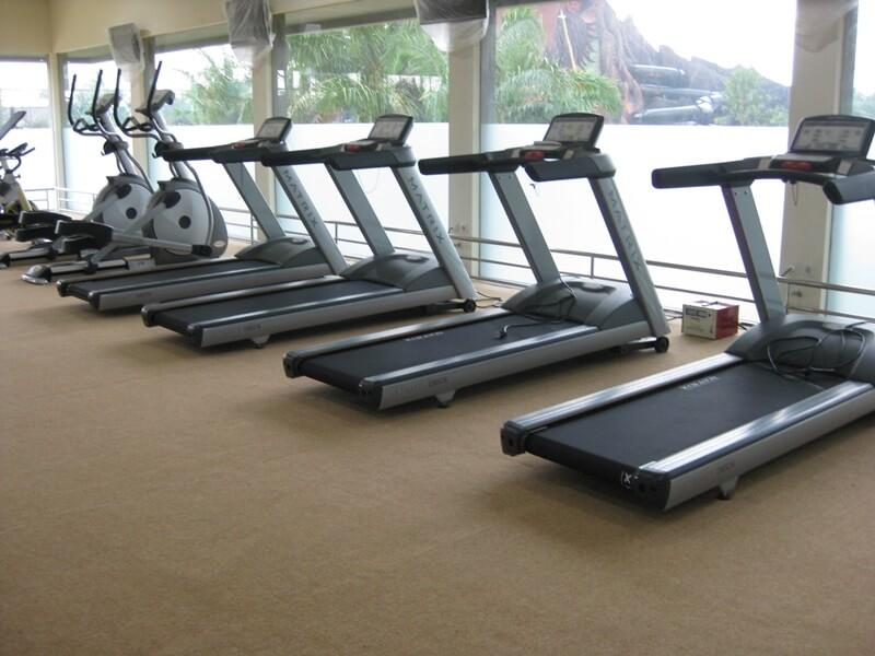 Fasilitas Fitnes Di Pandawa Water World