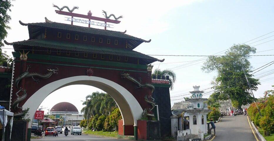 Gerbang Kampung China