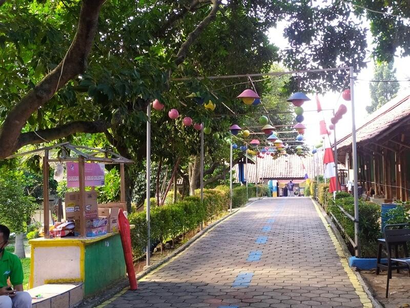 Kampung Main Cipulir Kota Jakarta Selatan