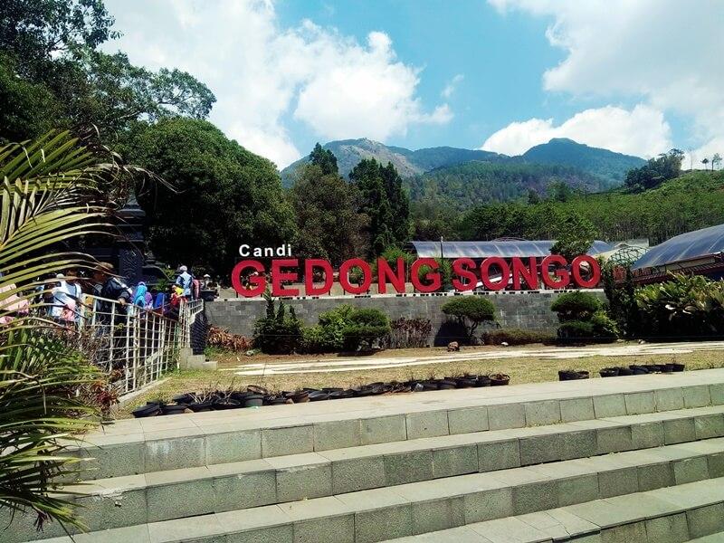 Kawasan Candi Gedong Songo