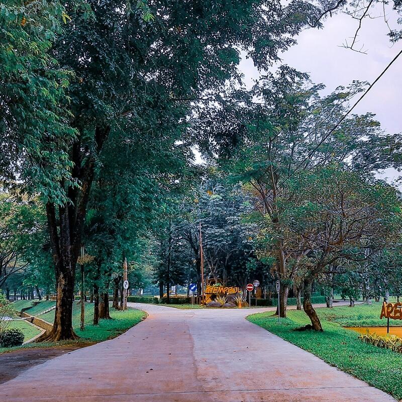 Kawasan Kebun Wisata Pasirmukti
