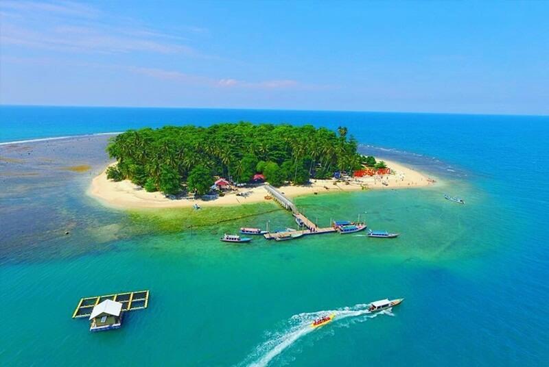 Keindahan Pulau Angso