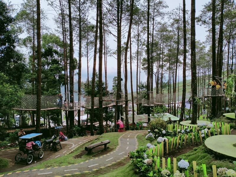 Lawu Park Konsep Wisata Alam