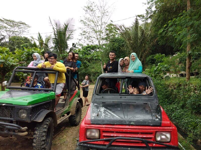 Offroad Di Pelita Desa