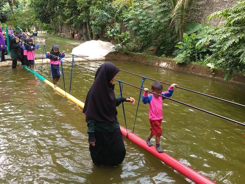 Paket Wisata Keluarga Di Pelita Desa