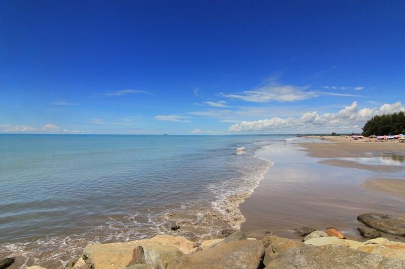 Pantai Gandoriah Nama Kisah Putri Gandoriah