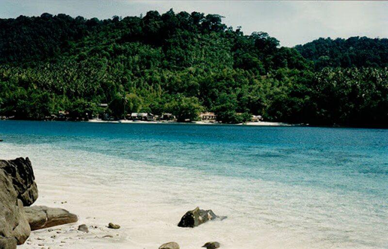 Pantai Pulau Rubiah