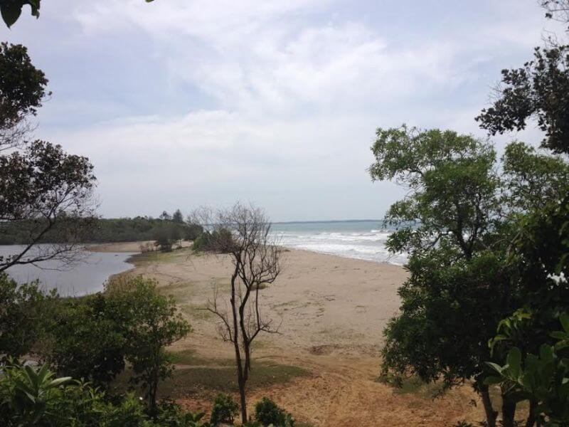 Pasir Pantai Padang Betuah