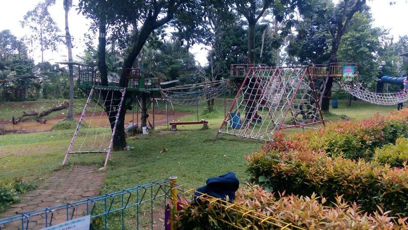 Sajian Wisata Alam Di Kampung Main Cipulir