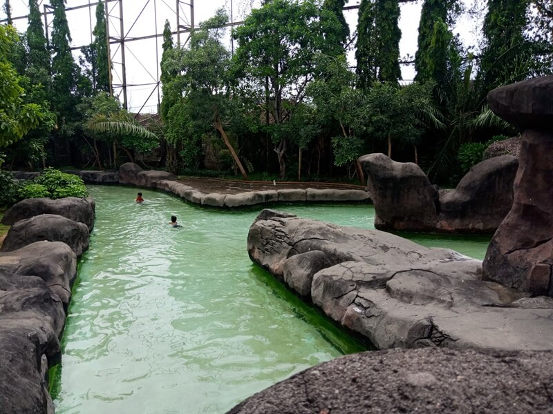 Salah Satu Spot Di Pandawa Water World