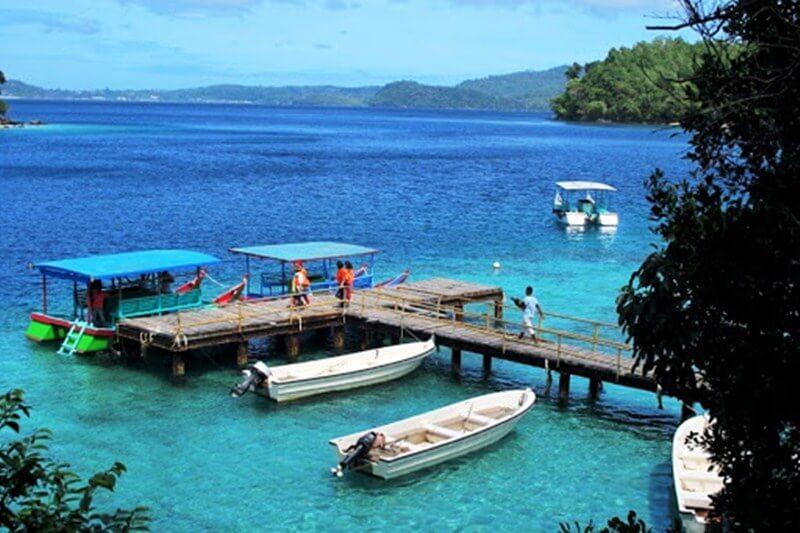 Sewa Perahu Di Pulau Rubiah