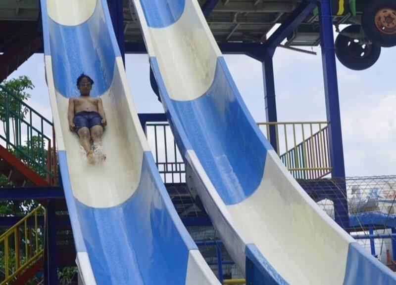 Speed Water Slide