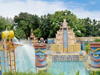 Eldorado Waterpark, Bertualang di Kota Emas Yang Hilang
