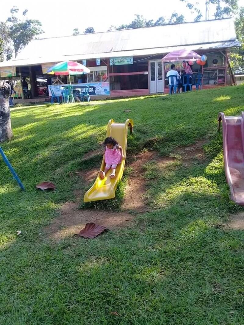 Wahana Permainan Anak Laing Park