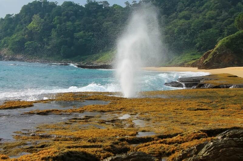 Air Mancur Pantai Lange